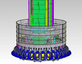 Finite Element Analysis of an Amusement Park Ride